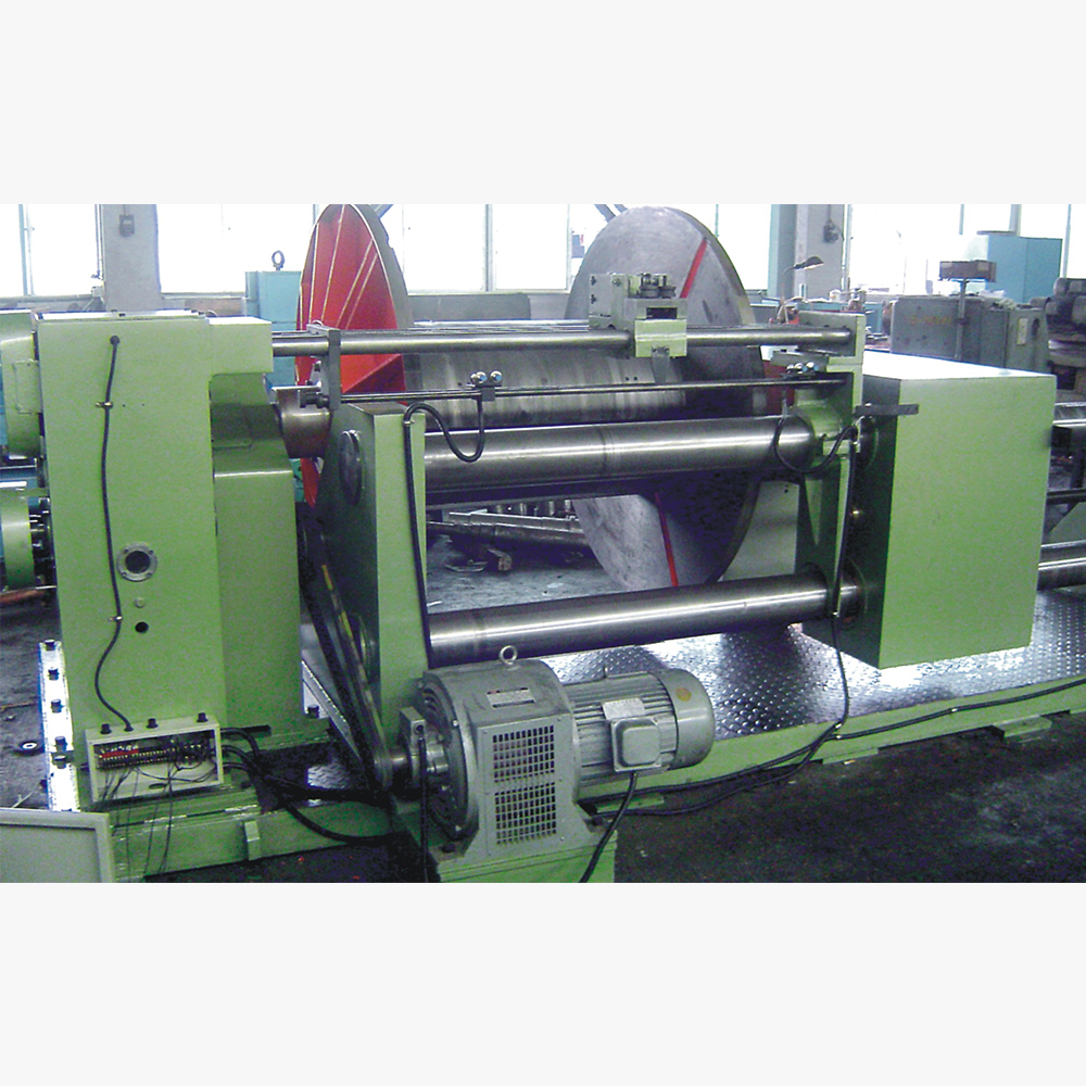 Aluminum Rod Rewinding Machine